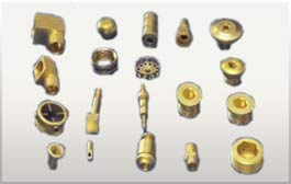 Brass Turned Parts Brass Turned Parts